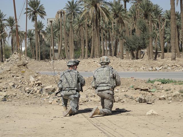 アメリカ兵イラク2